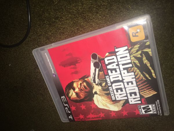 Red Dead Redemption PS3 for Sale in Tampa, FL - OfferUp