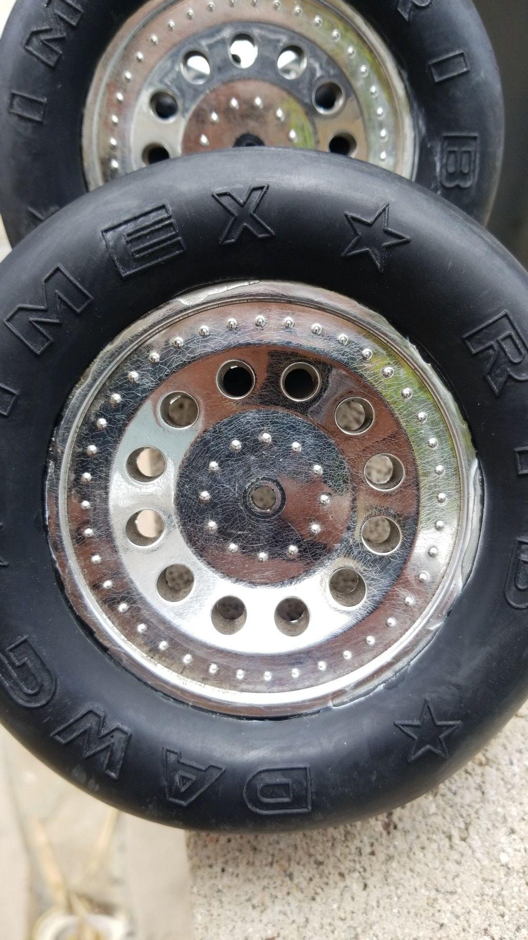 Rc truck wheels