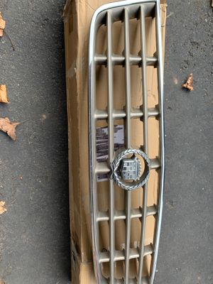 Photo 1998-2004 Cadillac Seville front grille