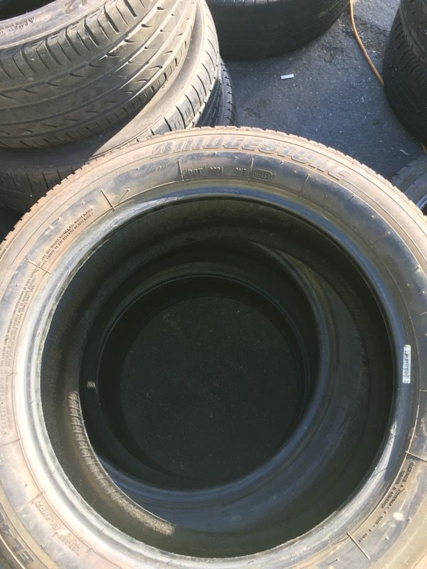 Used Tires San Jose >> Used Tire 215 55 R17 For Sale In San Jose Ca Offerup