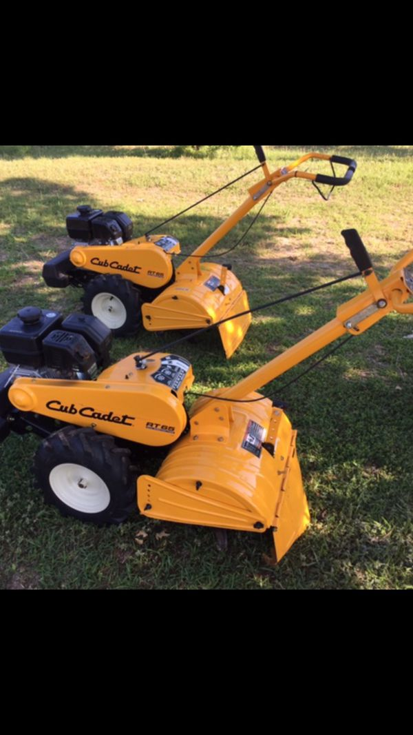 Rear Tine Tiller Rental for Sale in Copperas Cove, TX - OfferUp