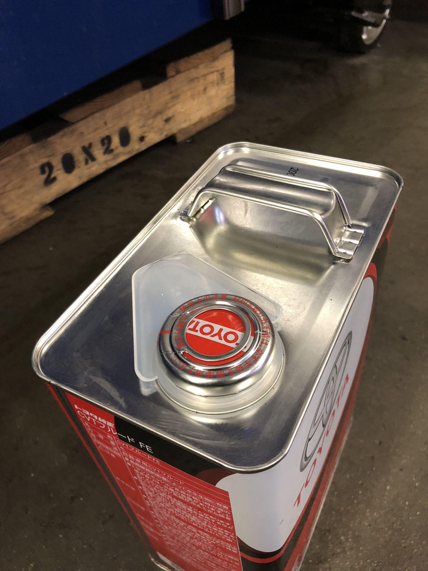 Toyota Lexus CVT fluid