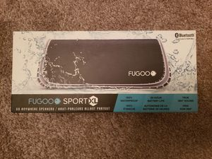 Fugoo Sport XL Bluetooth Portable Speaker. for Sale in Gaithersburg, MD