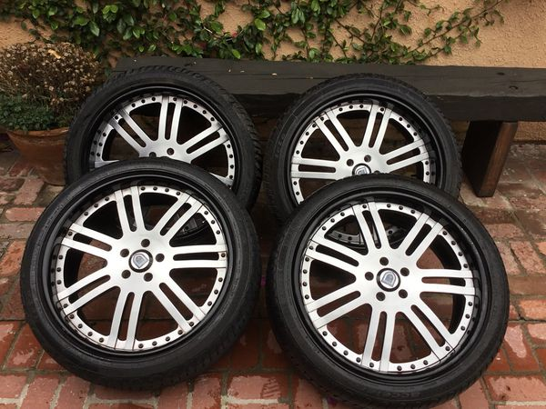 22 Inch Asanti With Tires 285 35 22 For Sale In Los Angeles Ca Offerup