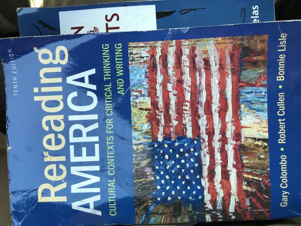 Rereading america 10th edition for sale in san diego ca offerup fandeluxe Image collections