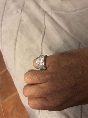 Cz pinky ring for Sale in Tampa, FL