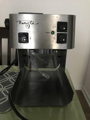 Barista Starbucks espresso machine for parts for Sale in Fairfax, VA