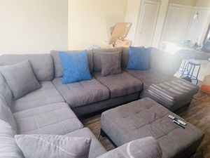 New and Used Sectional couch for Sale in Houston, TX - OfferUp
