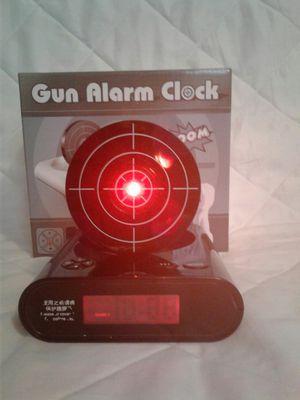 GUN ALARM CLOCK for Sale in Hayward, CA