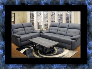 8102 recliner sofa and loveseat for Sale in Ashburn, VA
