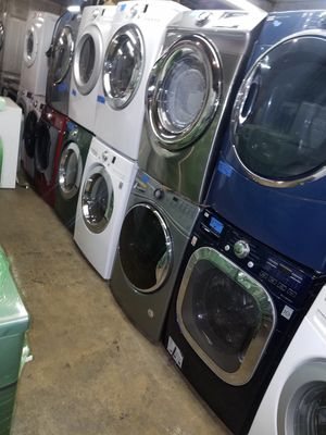 Front load washer and dryer for Sale in Baltimore, MD