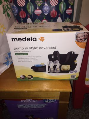 Double breast pump brand new for Sale in San Francisco, CA