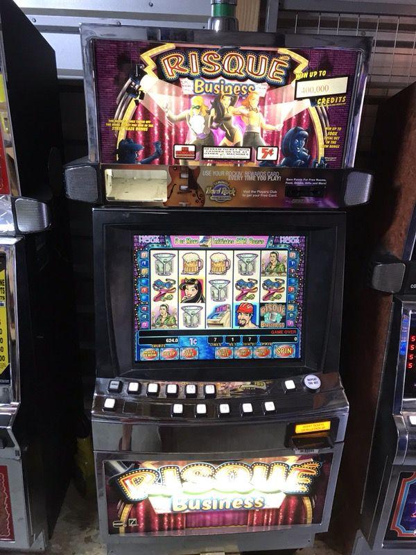 Risqu business stripper video slot machine for sale in walnut ca 1099 publicscrutiny Images