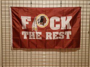 Washington Redskins 3ftx5ft Flag NFL for Sale in Manassas, VA