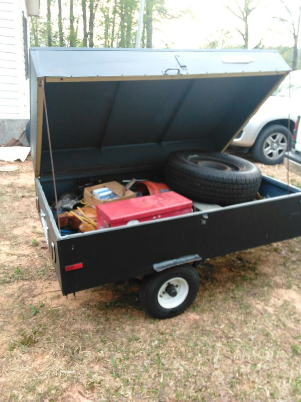 Small Cargo Trailers >> Small Cargo Trailer For Sale In Amory Ms Offerup