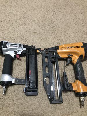 Nails gun (pistolas para clavar) for Sale in Germantown, MD