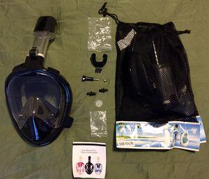 (2) Full Face Snorkel Masks for Sale in Herndon, VA