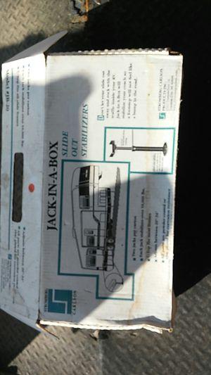 Stabilizer jacks for Sale in Bakersfield, CA