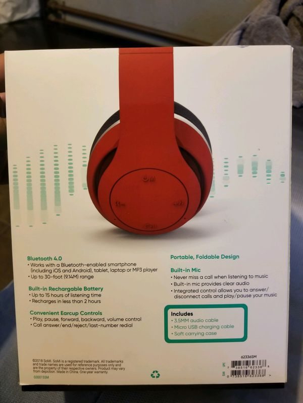 New and Used Bluetooth headphones for Sale in Claremont, CA