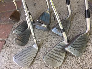 Assorted golf clubs snd drivers for Sale in La Palma, CA