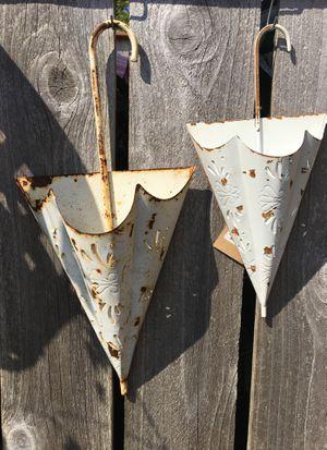 Umbrella plant holders for Sale in Edgewood, WA