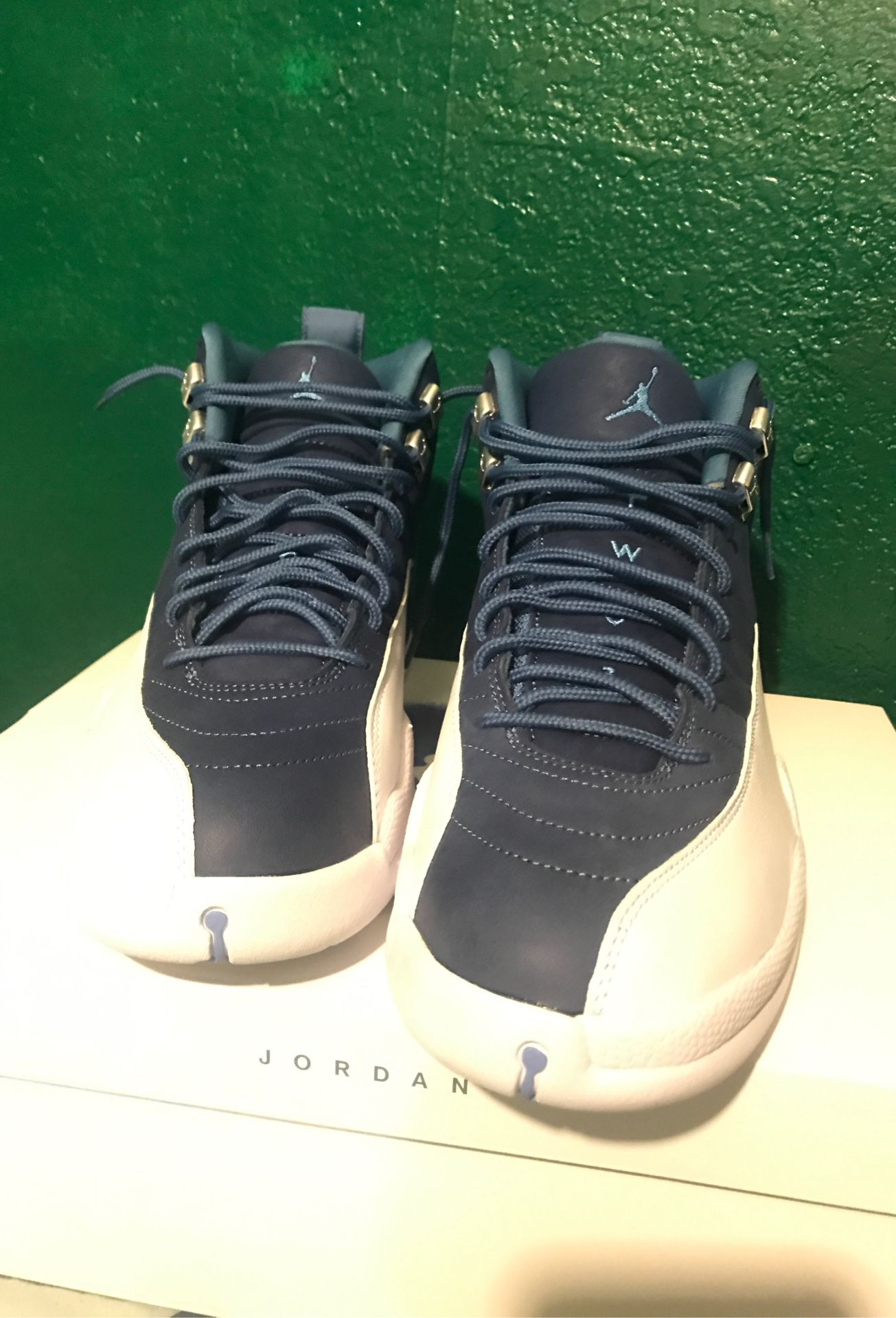 Air Jordan 12 retro indigos
