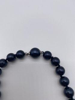 blue beaded bracelets Thumbnail