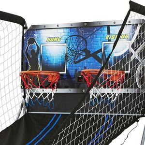Indoor Basketball game Electronic, 2 player , New condition for Sale in Sugar Land, TX