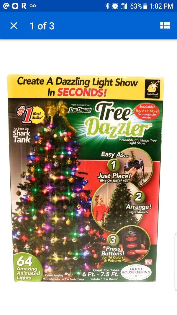 Christmas Tree Dazzler Lights For Sale In San Antonio Tx