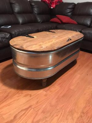 Custom Made Coffee Tables for Sale in Forest, VA
