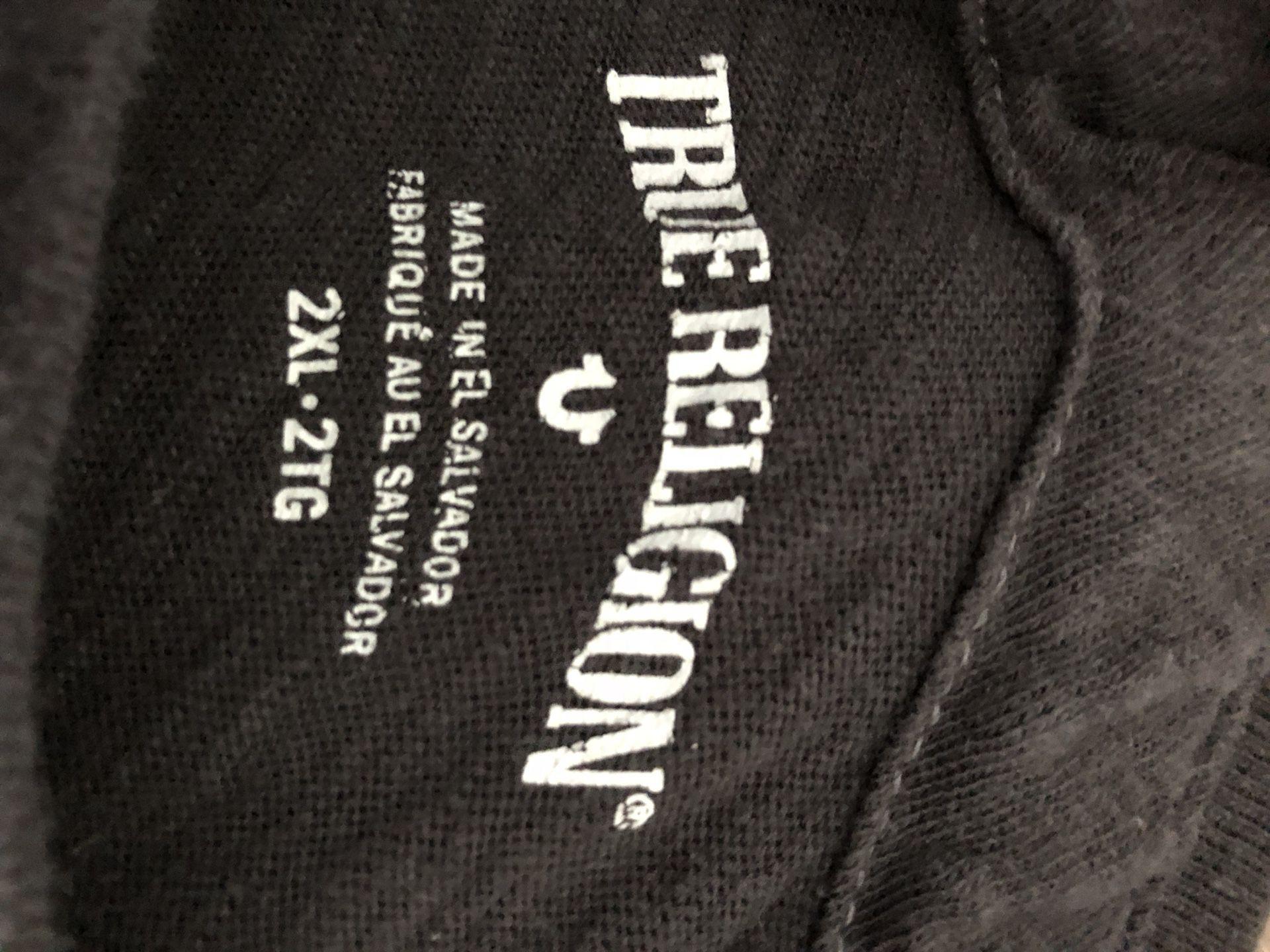 True Religion Shirt 2XL