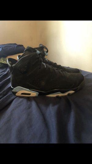 Unc Blue Jordan 6's Size 13 for Sale in Washington, DC