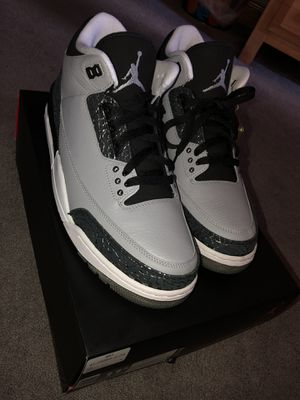Jordan Retro 3's for Sale in Aurora, IL