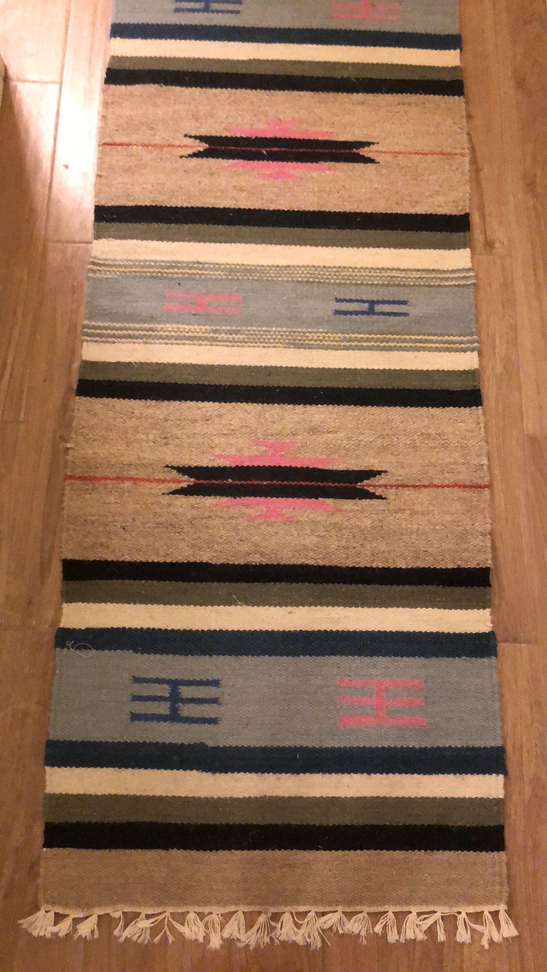 Boho / southwest rug