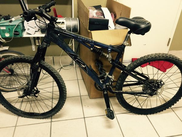 K2 Full Suspension Mountain Bike 200 For Sale In Fremont Ca Offerup