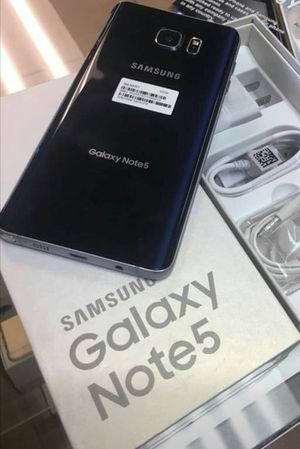Samsung Galaxy Note 5 , UNLOCKED . Excellent Condition ( as like New) for Sale in Fort Belvoir, VA