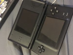 Black Nintendo DS Lite and games for Sale in Lorain, OH