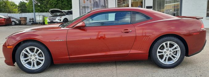 $3,900 DOWN PAYMENT 2015 CHEVROLET CAMARO V6 Thumbnail