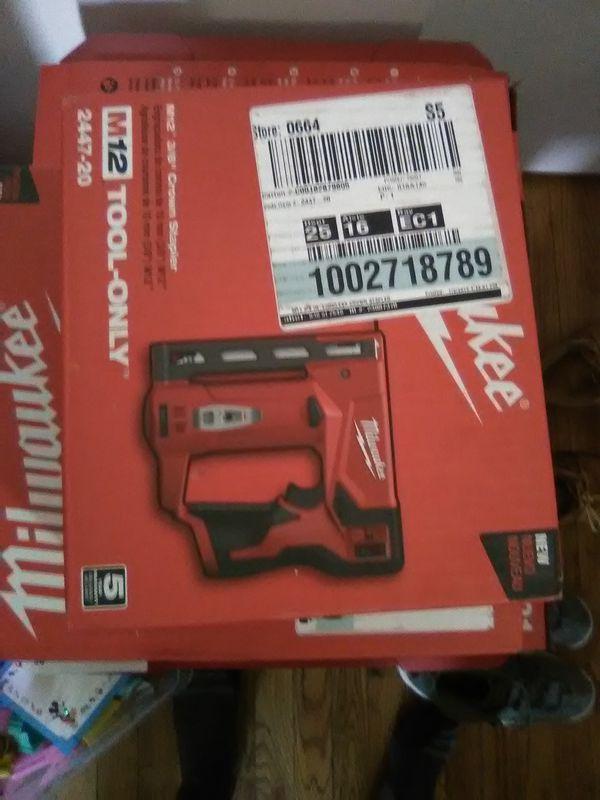 Ryobi tool nail gun (Appliances) in Fresno, CA - OfferUp
