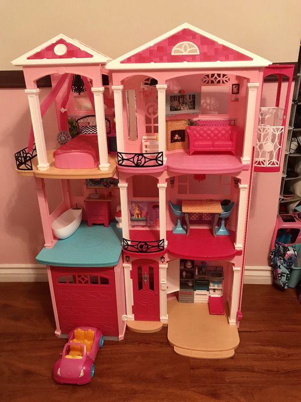 Barbie Dream House Doll House For Sale In Fullerton Ca Offerup