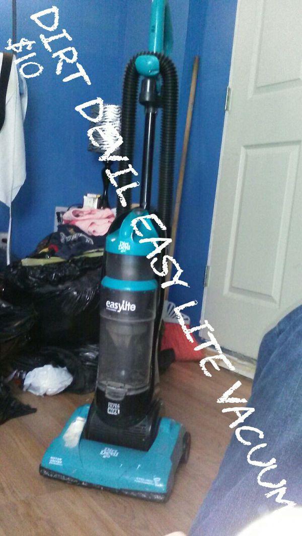 Dirt Devil Easy Lite Vacuum Cleaner For Sale In Balch Springs Tx Offerup