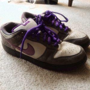 Purple Pigeon Nike SB sz 12 for Sale in Centreville, VA