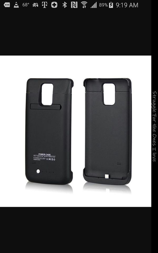 uk availability 959cc 3f8d8 Note 4 Edge Extended Battery Case for Sale in Fort Worth, TX - OfferUp
