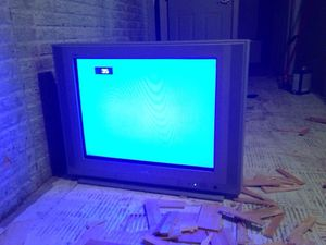 Free-Old JVC TV-FREE for Sale in Troy, VA