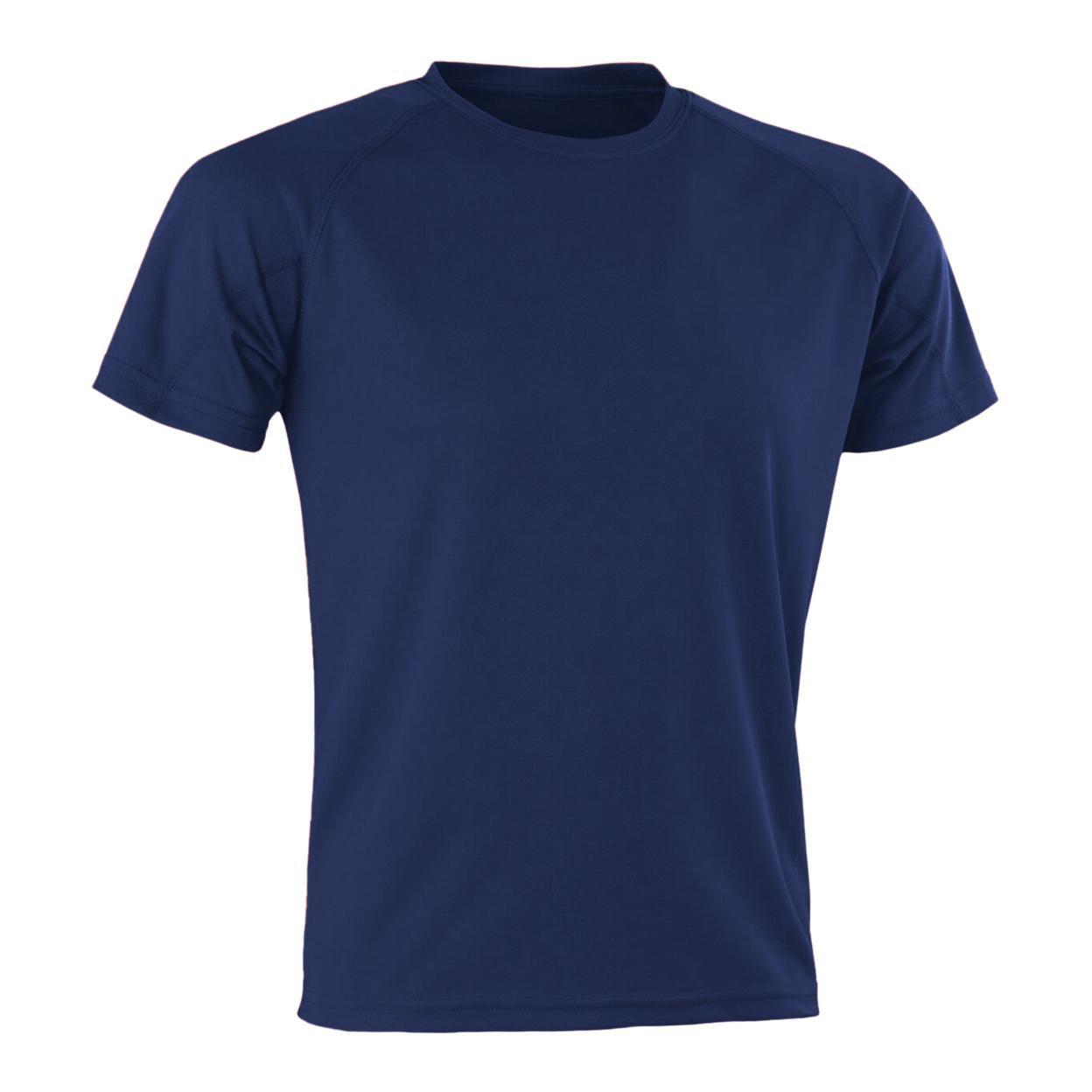 Spiro Mens Aircool T-Shirt Size 5XL