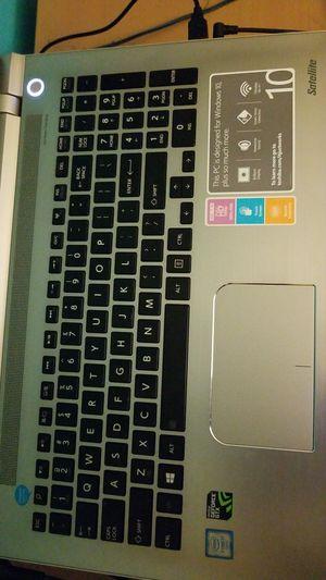 "Toshiba gaming laptop i7 nvidia 950 gtx 15.3"" for Sale in Glendale, CA"