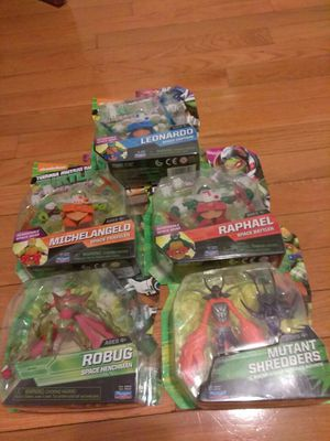 Tmnt figures for Sale in PA, US