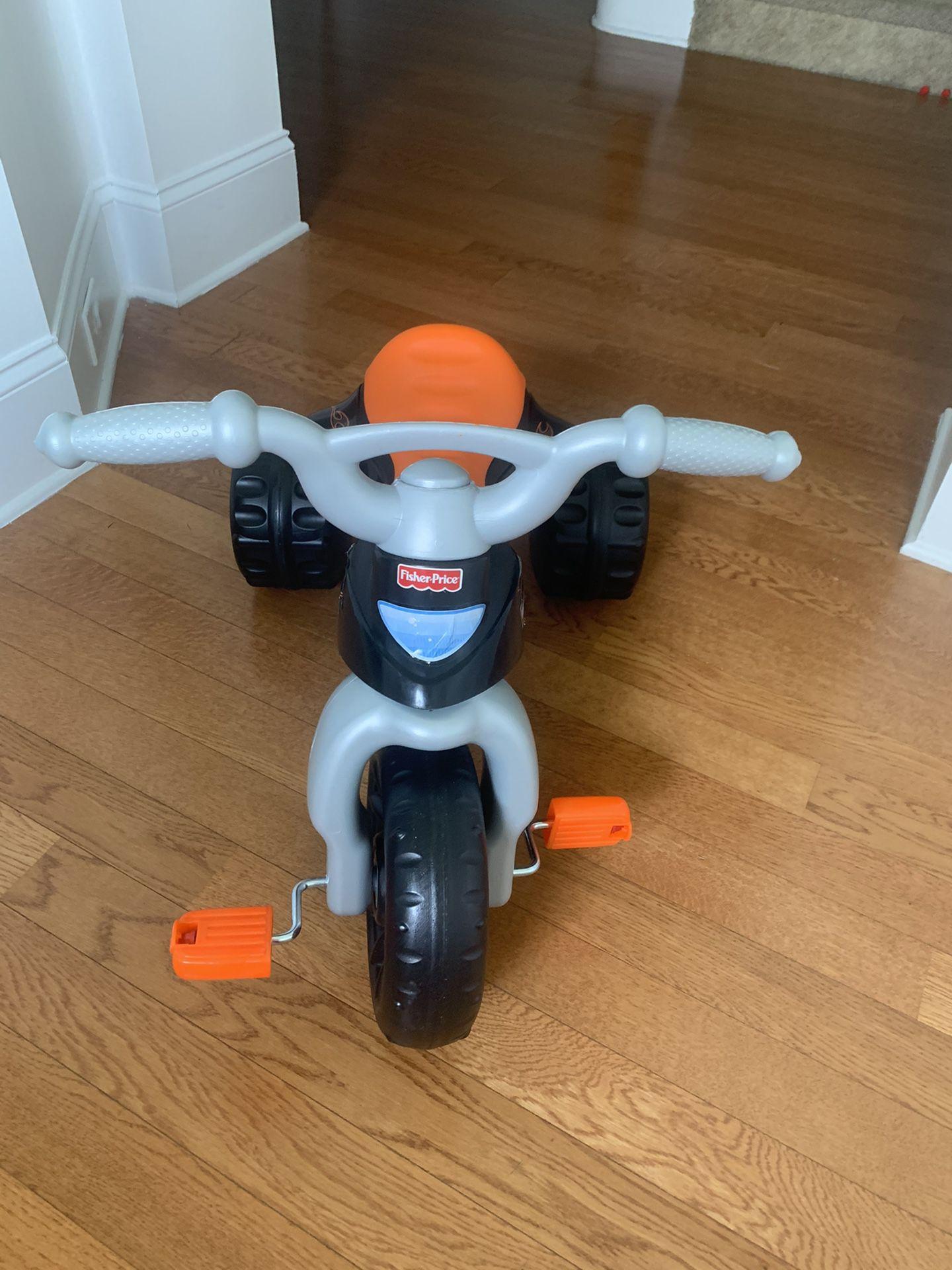 Brand New Trike-Harley Davidson