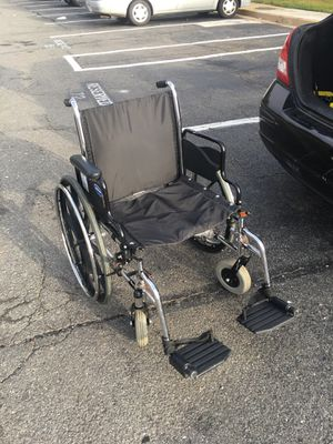 Folding wheelchair for Sale in Woodbridge, VA