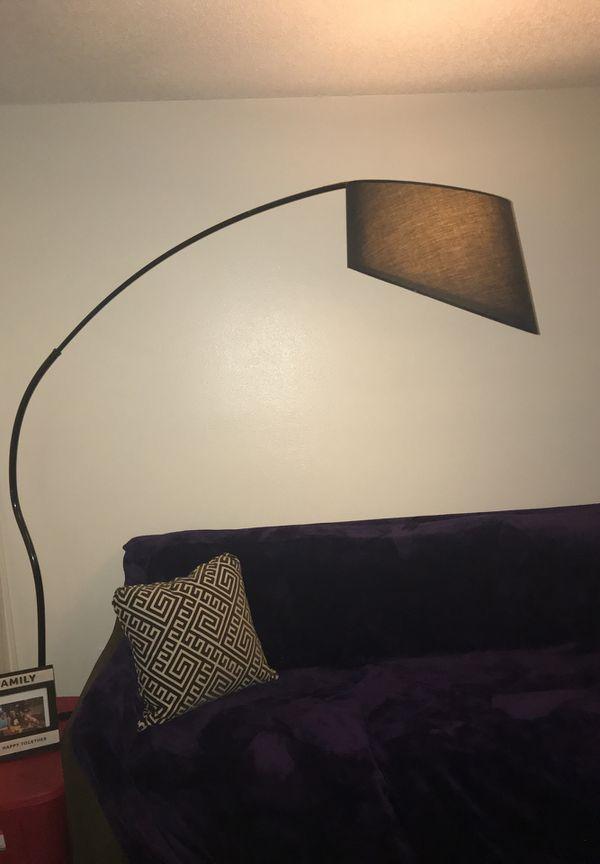 Rooms To Go Sheek Black Overhead Lamp Furniture In Orlando